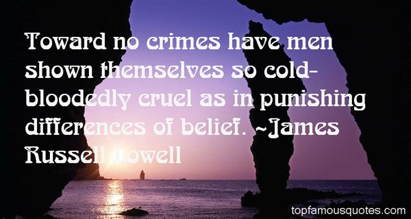 Quotes About War Crimes