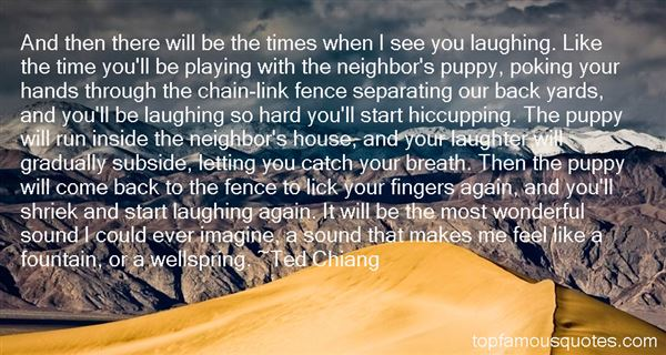 Quotes About Wellspring