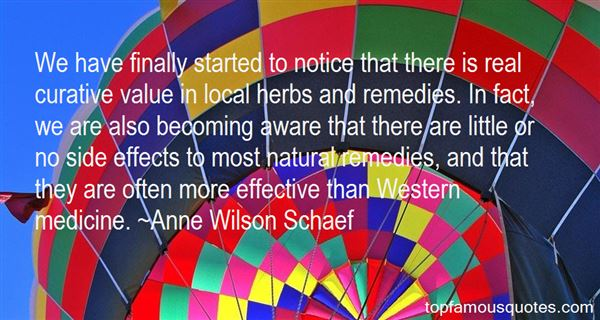 Quotes About Western Medicine