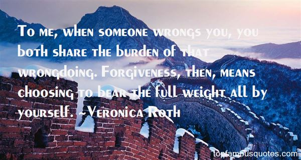Quotes About When Someone Wrongs You