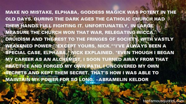 Quotes About Wicca