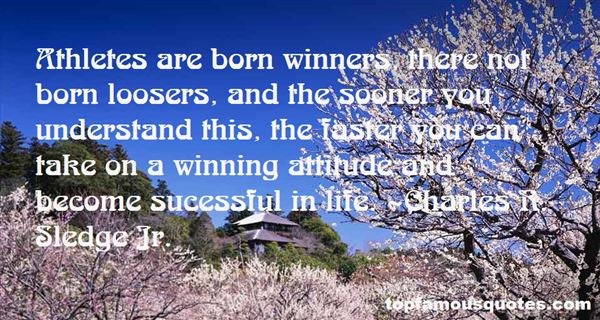 Quotes About Winners And Winning