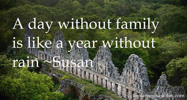Quotes About Without Family