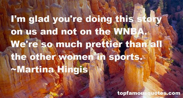 Quotes About Wnba