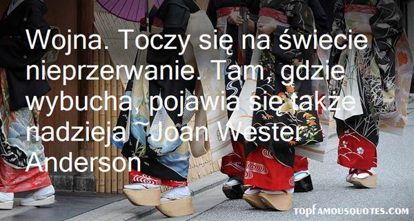 Quotes About Wojna