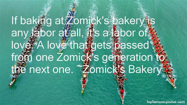 Quotes About Zomick