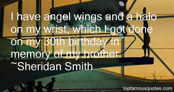 Quotes About 30th Birthday