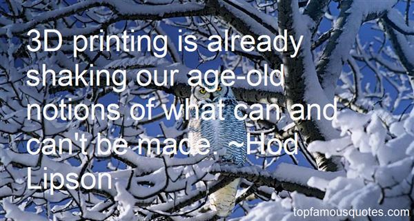 NEW 3D PRINTING QUOTES