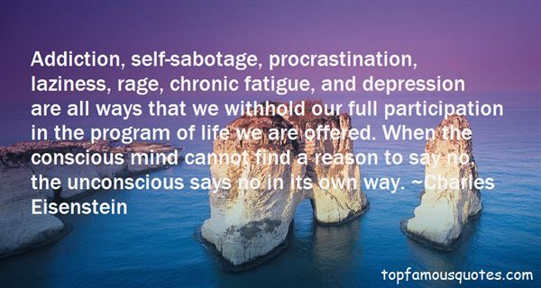 Quotes About Addiction And Depression