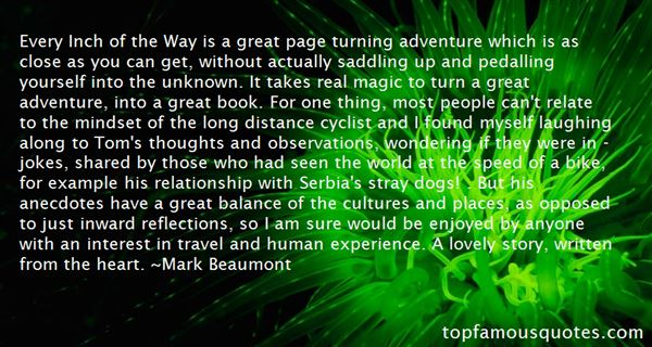 Quotes About Adventure With Your Love