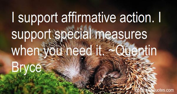 Quotes About Affirmative Action