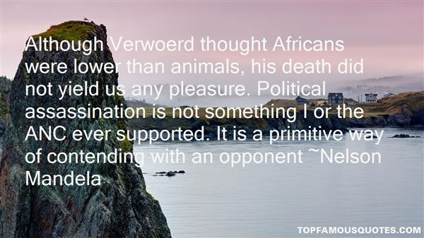Quotes About African Animals