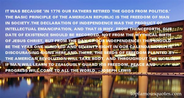 Quotes About America Independence