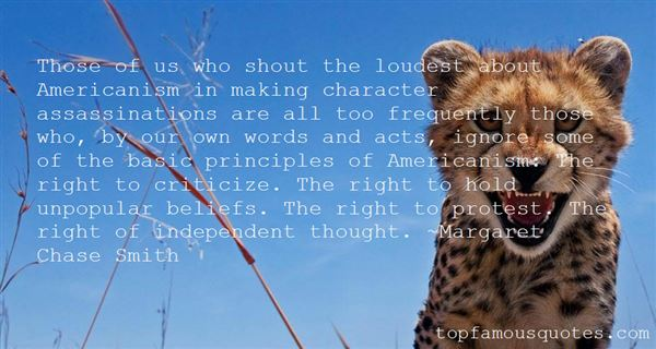Quotes About Americani