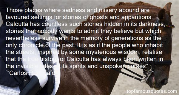 Quotes About Apparitions