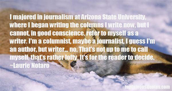 Quotes About Arizona State University