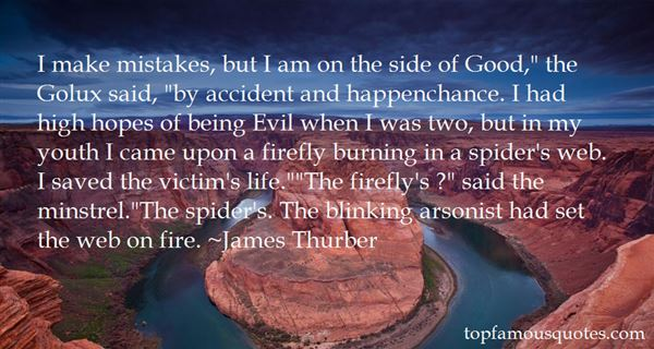 Quotes About Arsonist