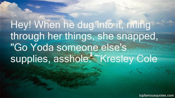 Quotes About Asshole