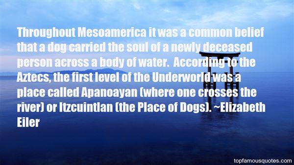 Quotes About Aztecs