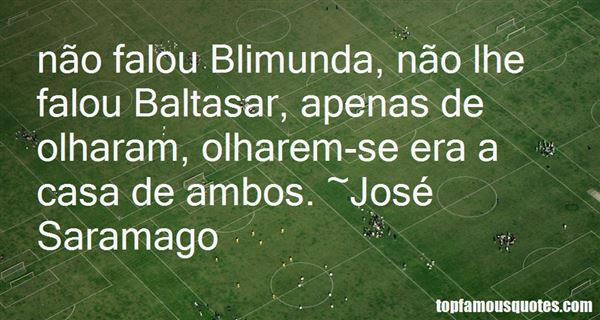 Quotes About Baltasar