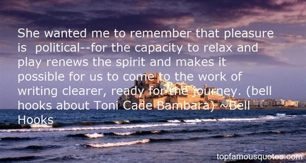 Quotes About Bambara