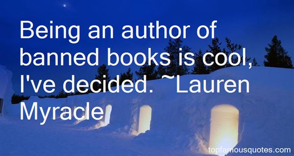 Quotes About Banned Books