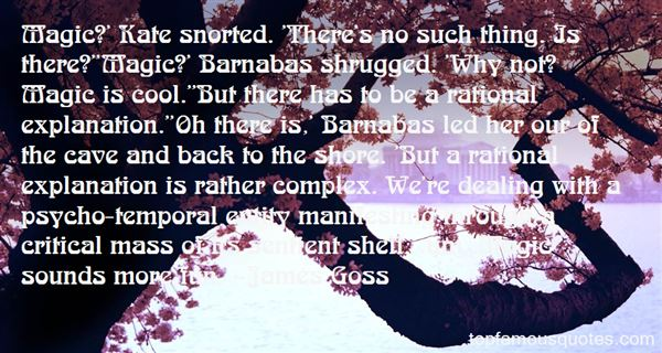 Quotes About Barnabas