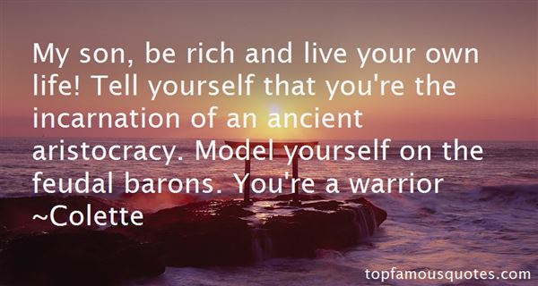 Quotes About Barons