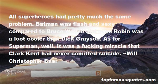 Quotes About Batman And Superman