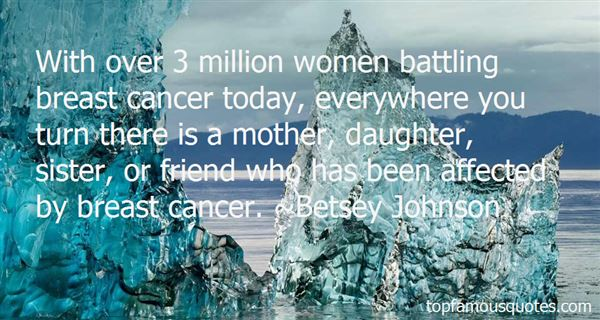 Quotes About Battling Cancer