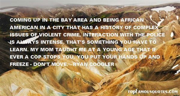 Quotes About Bay Area