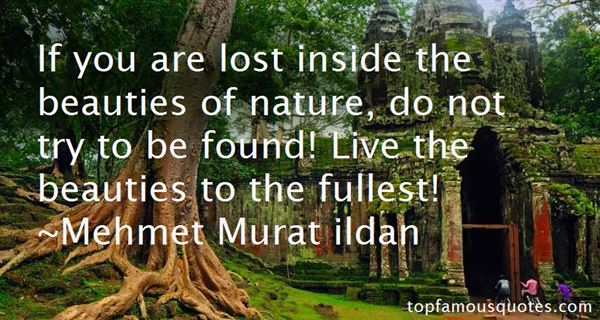 Quotes About Beauties Of Nature
