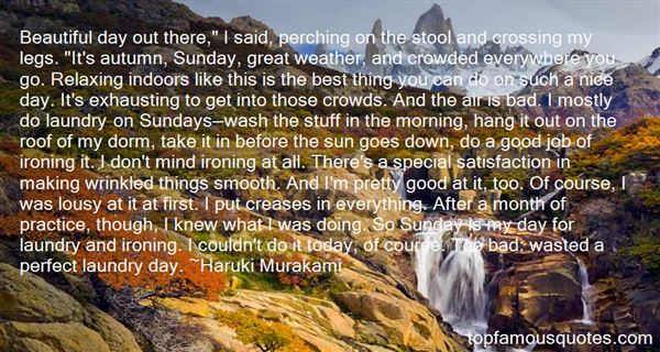 Quotes About Beautiful Days