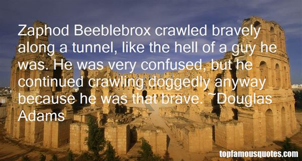 Quotes About Beeblebrox