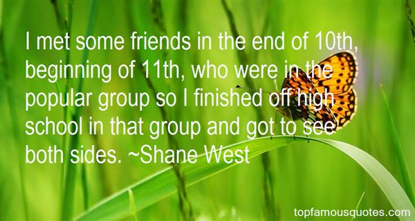 Quotes About Beginning High School