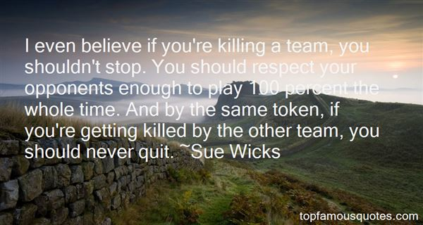Quotes About Believe In Your Team