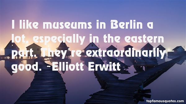Quotes About Berlin