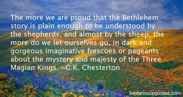 Quotes About Bethlehem