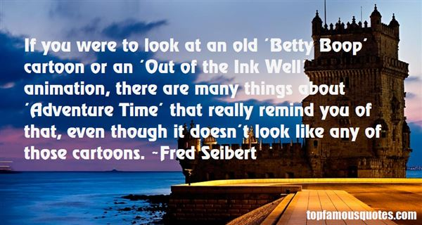 Quotes About Betty Boop