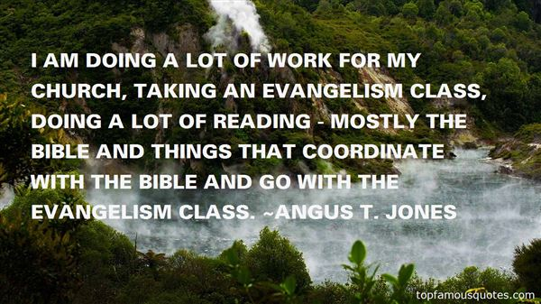 Quotes About Bible Evangelism