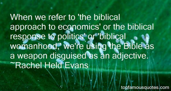 Quotes About Biblical Manhood