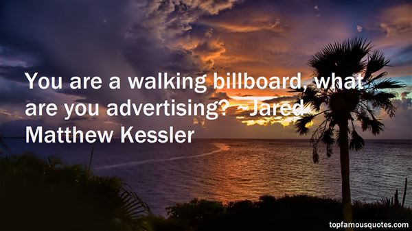 Quotes About Billboard Advertising