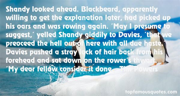 Quotes About Blackbeard