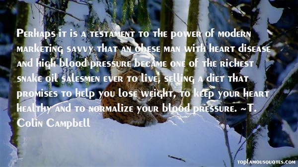 Quotes About Blood Pressure