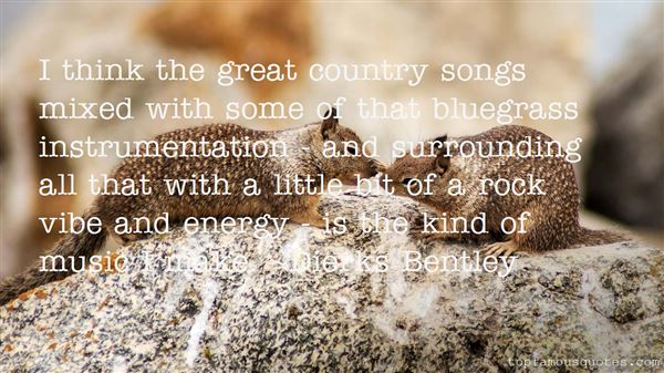 Quotes About Bluegrass
