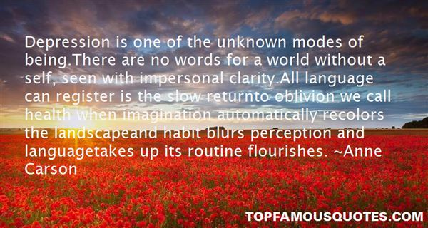 Quotes About Blurs