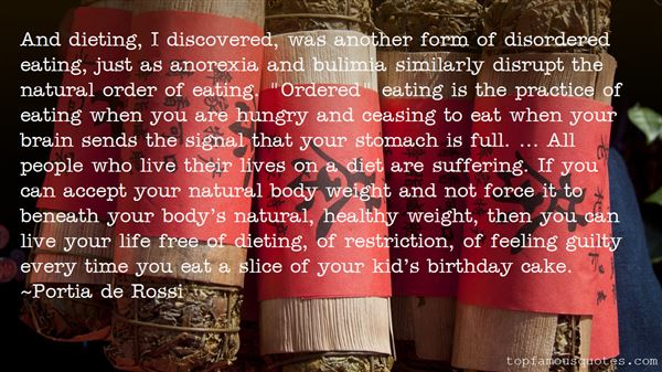 Quotes About Body Weight