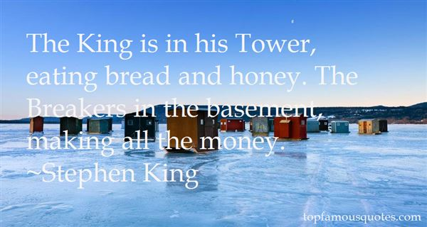 Quotes About Bread Making