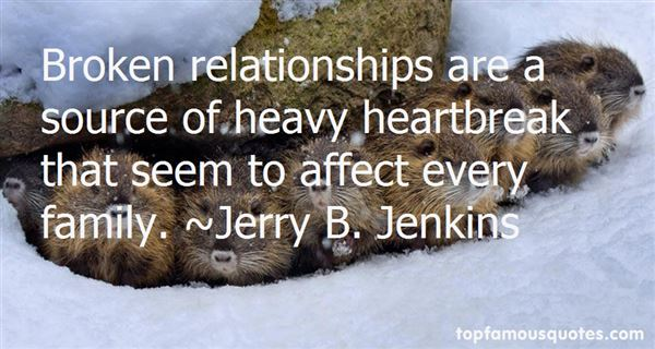 Quotes About Broken Relationships
