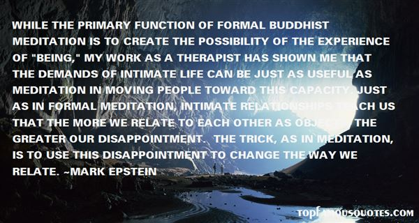 Quotes About Buddhist Meditation